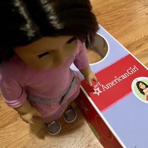 American Girl Doll, Shoes, & Outfits.